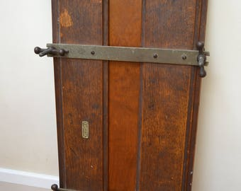 Vintage Military Everitt's Trouser Press