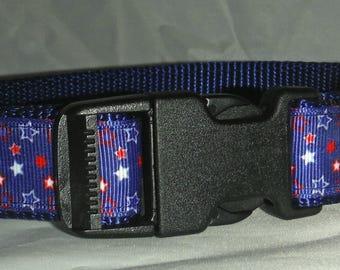 Stars Dog Collar