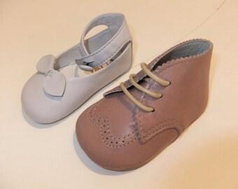 Chanvin Baby Ballerina bebe' Hand Made in Italy