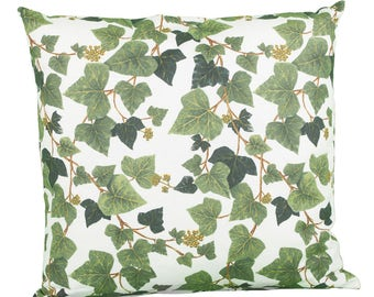 Pillow square natural Ivy