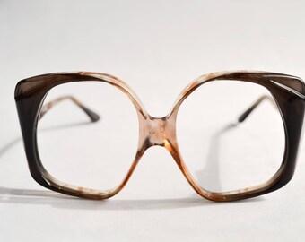 Vintage Filos Eyeglasses Frame 2143   Oversized   Retro   Women's