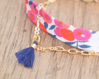 Liberty Wild Flowers bracelet