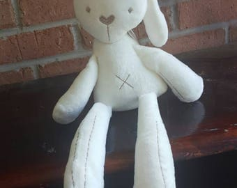 Bunny personalized*adorable bunny*baby*plush toy