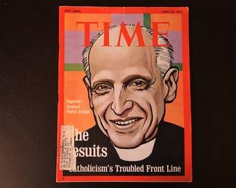 Time Magazine April 23 1973