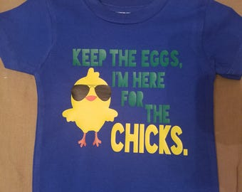 Little boy Easter shirt..