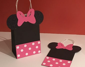 Mickey and Friends party bags