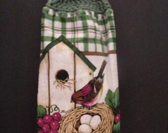 Kitchen Towel Bird Nest