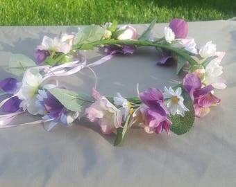 Purple Daze Crown