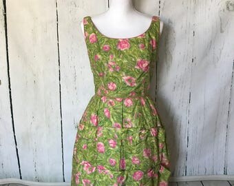 Vintage 1950s dress by Shannen Rodgers