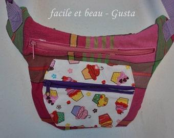 Belt pouch sweet as sugar