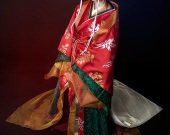 Traditional Japanese Kimono Inspiration