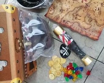 Pirate Treasure Kit toy