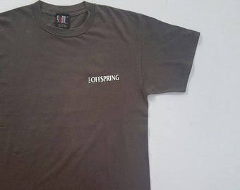 Vintage 90's The Offspring Americana Tour Punk T Shirt