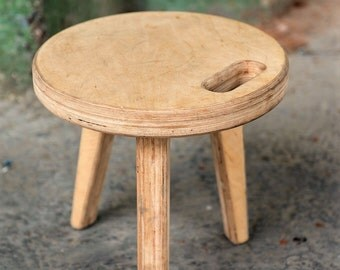 Stool Birch plywood