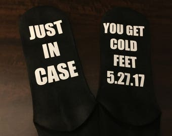 Wedding Socks, Groom socks, Groom wedding gift, Gift for groom, Groomsman Gift, Wedding Party Gift, Funny Groom Gift, Groomsmen Funny Gift