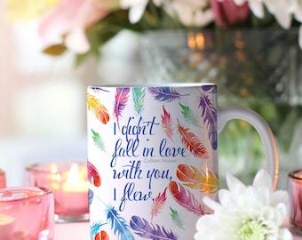I Flew Mug (Ugly Love)