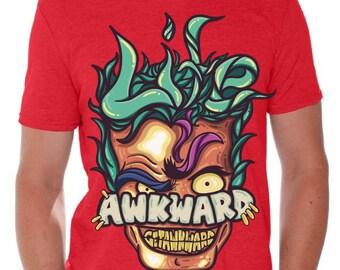 Life is Awkward Get Awkward T-shirt