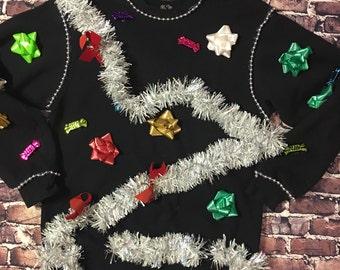 Homemade Ugly Christmas Sweater