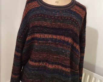 Vintage Missoni men's pullover sweater
