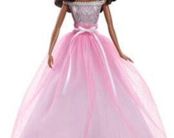 Barbie tutu set 14/16 size age 5*DEPOSIT*