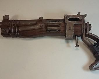 Bolt-Action Pipe Pistol Replica, Fallout 4