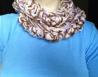 Moutain Dawn Infinity Cowl
