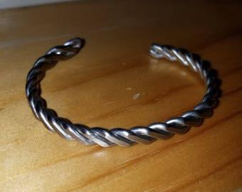 Hand made bracelet 316 stainless steel