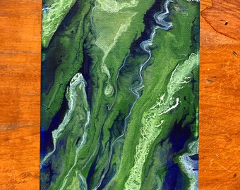 Green rivers