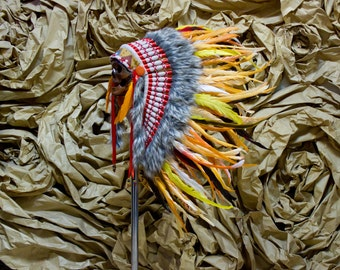 Indian headdress - Birth of the Sun