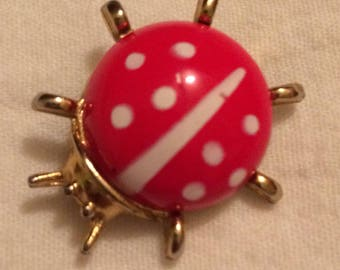 Cute Lil Ladybug Pin
