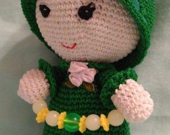 Crochet Baby, Crochet Doll, Amigurumi Baby, Amigurumi Crochet Baby