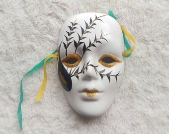 Decorative Porcelain Mask