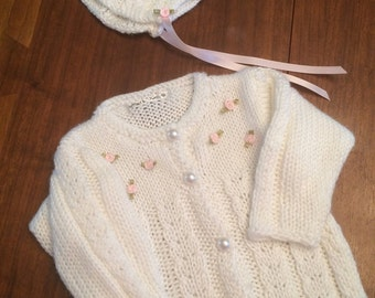 Lacey Baby Girl Sweater