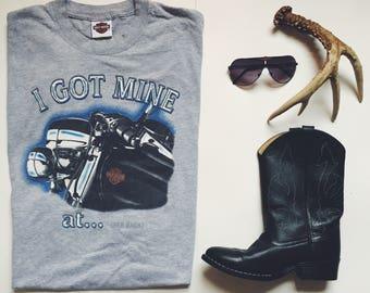 Vintage Harley Davidson t-shirt | 2000s