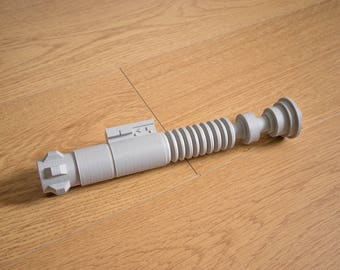Luke Skywalker - Lightsaber Hilt (ROTJ/Hero)