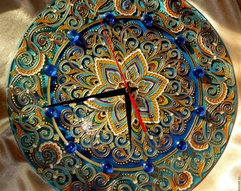 Exclusive clock Hand Made
