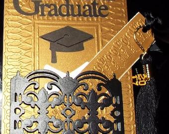 Good Luck Graduate College Card