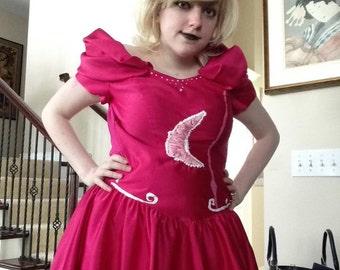 Roxy lalonde cosplay dress