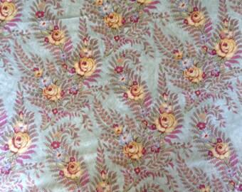 Ralph Lauren floral fabric