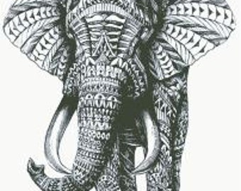 Cross Stitch Pattern Elephant 1.2 PDF