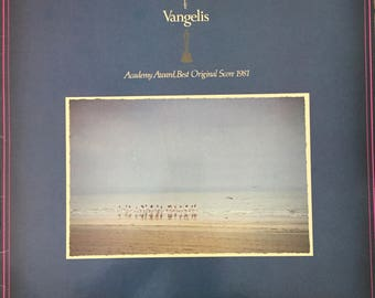 Chariots Of Fire - Vangelis - Original Soundtrack - Vinyl