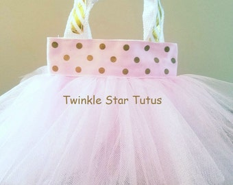 Baby's First Mini Tutu Bag