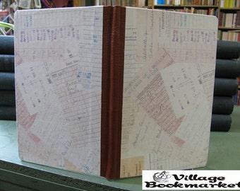 Handmade Journal-Library Slips