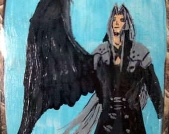 Full Art Swamp Final Fantasy 7 Sephiroth