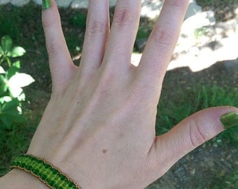 St.Patrick's Bracelet