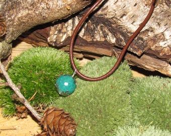 Labradorite - gemstone - chain