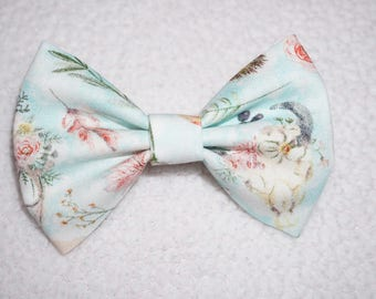 Boho Chic // baby bow, toddler bow, headband