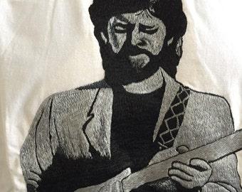Eric Clapton t-shirt Shang-La Rare