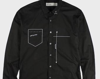 Drafting Shirt (Black)