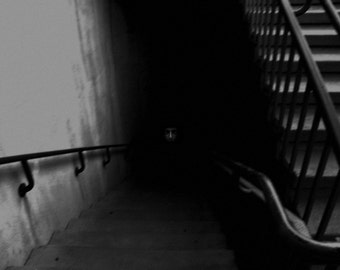 Mysterious Letter - The Stair Case